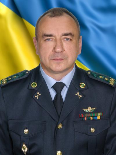 Hresko Yurii Petrovych