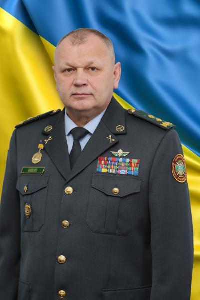 Бляшенко Олег Вікторович