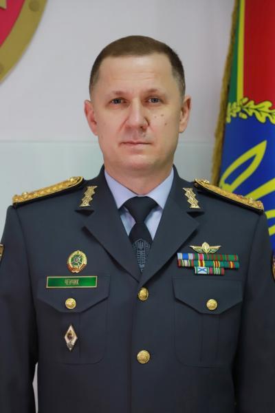 ЧЕНЧИК Вадим Миколайович