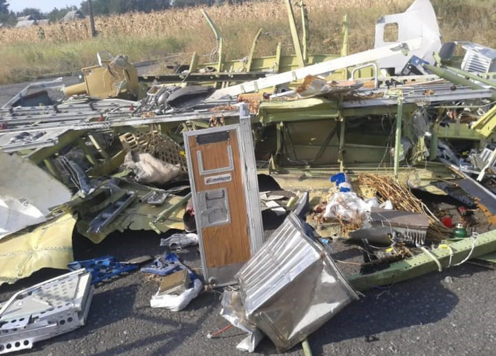 затримали фігуранта справи про збитий Boeing MH17