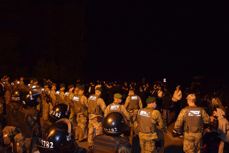 Прикордонники не пускають хасидів в Україну