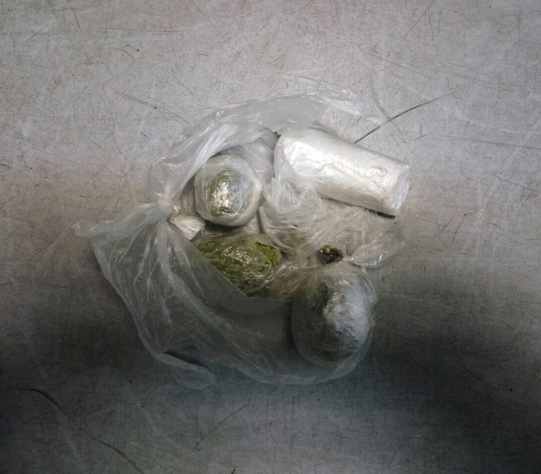 На Харківщині затримали порушника з коноплею в трусах - фото 1
