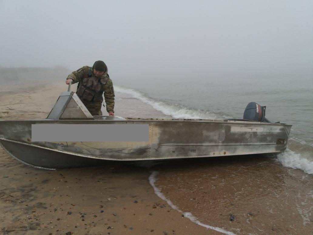ловим тарань на азовском море