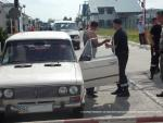 Чергового «гонщика», який проривався через пункт пропуску, затримали прикордонники