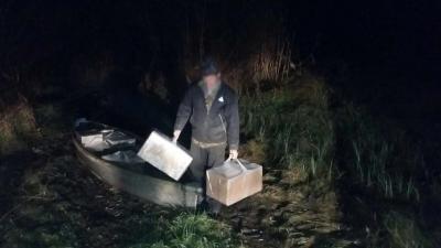 На Харківщині чоловік намагався провезти з Росії контрабанду на суму 450 тис. грн - фото 1