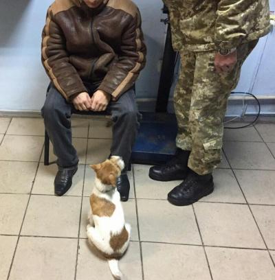На Харківщині чоловік намагався сховати коноплю у взутті - фото 1