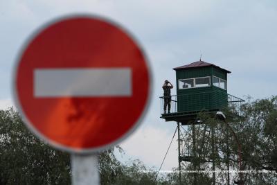 Пограничники задержали незаконных