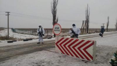 Прикордонники не пустили на материкову Україну 12 узбеків