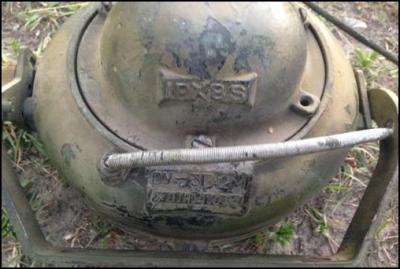 Прикордонники виявили на кордоні «передачу» із Московії з двома танковими прожекторами